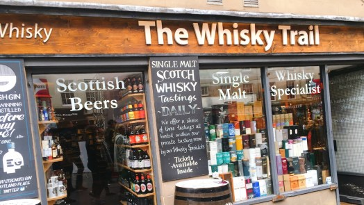 Cover Edinburgh Whiskey