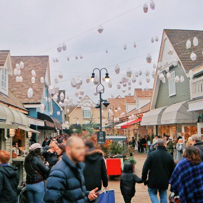 Bicester Village © Bicester Village © JOIN ME UK Road Trip
