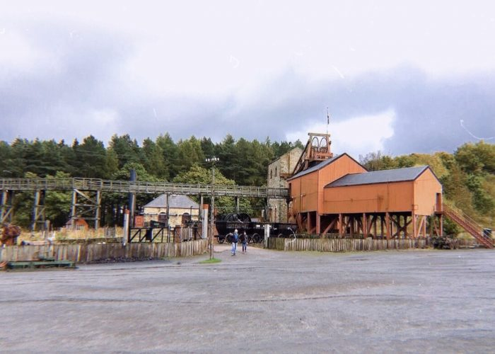 Beamish Open Air Museum, Coal Mine Treatment Plant, England