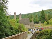 爱尔兰Ireland:格伦达洛谷(Glendalough)