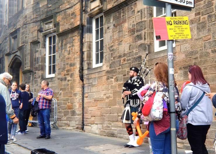 Edinburgh, Edinburgh: Royal Mile Avenue
