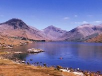 Wast Water Lake district 湖区商品