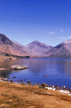 Wast Water Lake district 湖區 商品