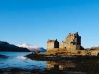 艾琳多南城堡Eilean Donan Castle