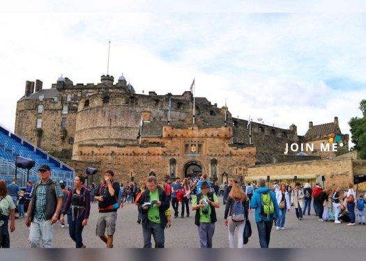 愛丁堡 Edinburgh:愛丁堡城堡(Edinburgh Castle)