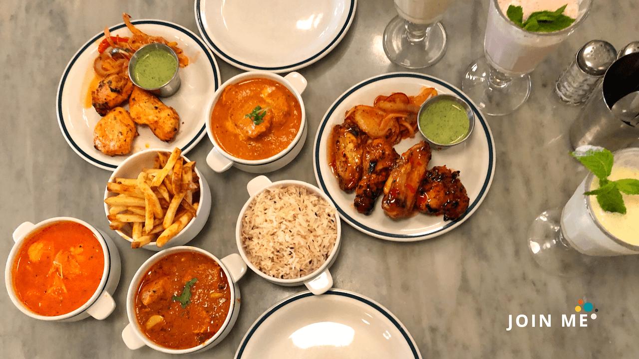 英式印度料理