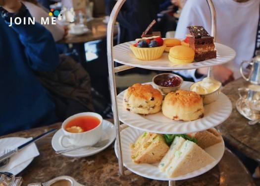 哈罗盖特Harrogate:贝蒂茶屋(Bettys Café Tea Rooms)北约克郡:哈罗盖特Harrogate