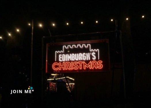 爱丁堡Edinburgh:爱丁堡圣诞市集(Edinburgh Christmas Market)