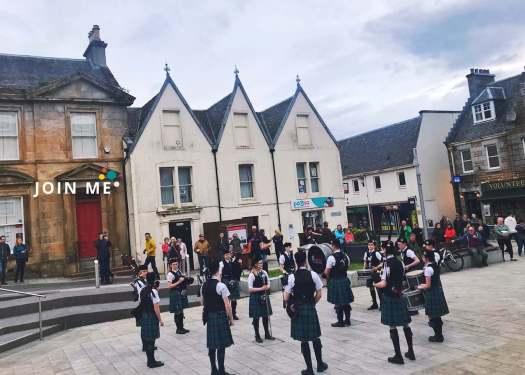 蘇格蘭高地 Scottish highlands:威廉堡(Fort William)