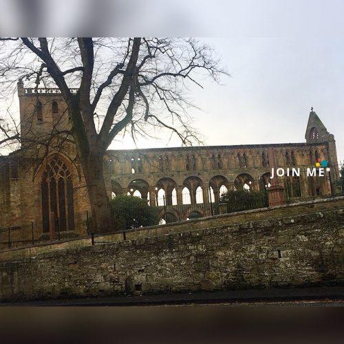 行程:杰德堡修道院Jedburgh Abbey