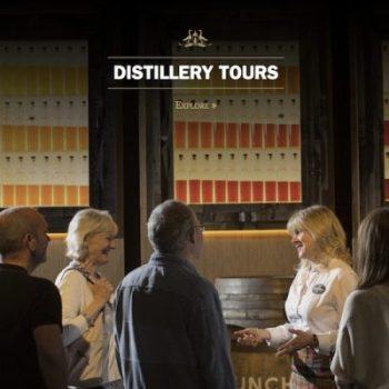 行程:格蘭哥尼威士忌酒廠 Glengoyne Distillery