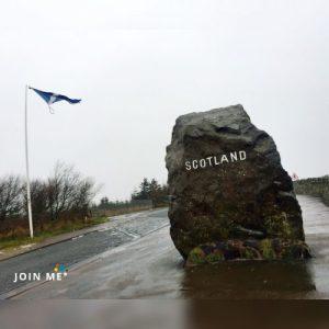 行程:英格蘭蘇格蘭交界 Scottish borders