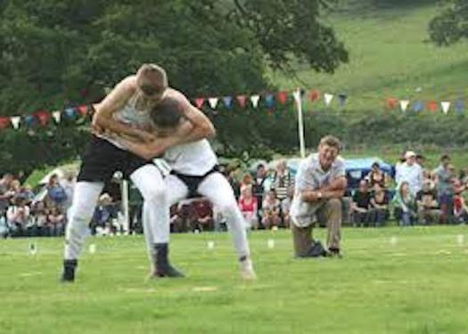 湖區 Lake District:Ambleside sports