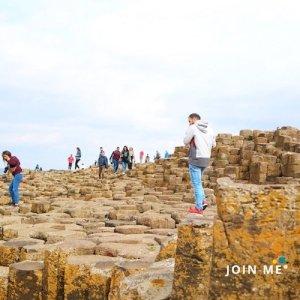 Itinerary: Northern Ireland: Giant's Causeway and Causeway Coast (Giant & #039; s Causeway and Causeway Coast)