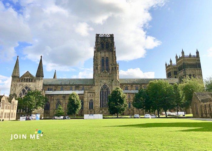 杜倫 Durham:杜倫大教堂 Durham Cathedral