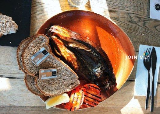 諾森伯蘭 Northumberland:卡斯特煙燻鯡魚 Craster kippers