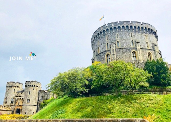 溫莎城堡 Windsor Castle