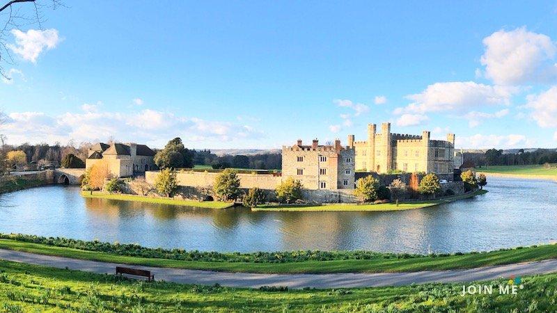 Cover 利茲城堡 Leeds castle