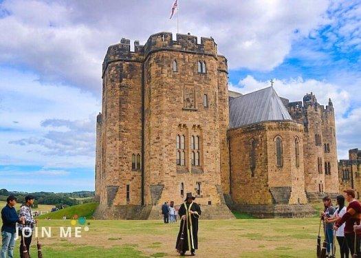 安尼克 Alnwick:安尼克城堡(Alnwick Castle)