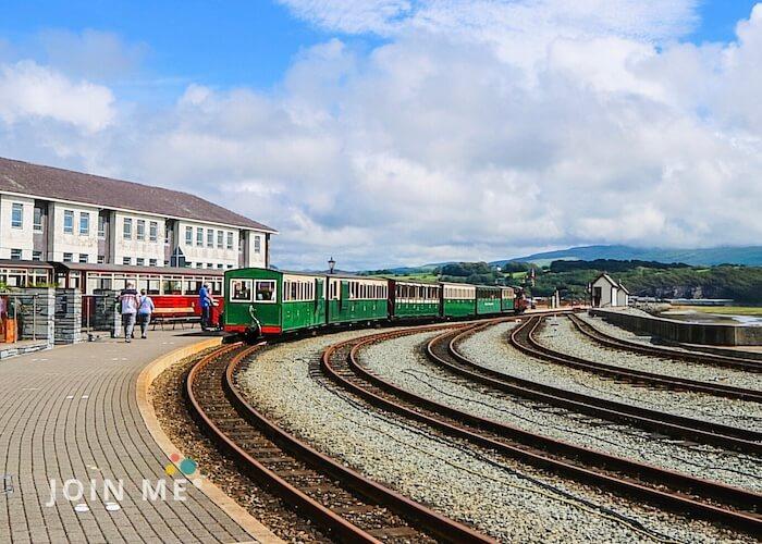 威爾斯 Wales:費絲廷約格鐵路 Ffestiniog Railways
