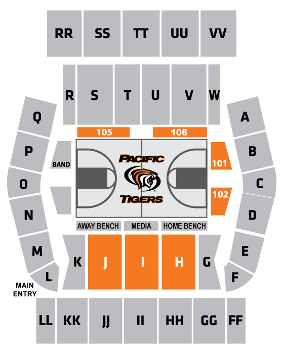 PAF Tickets & Pricing Chart