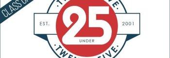 25 Under 25 – Class of 2016