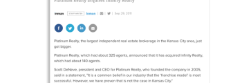 Inman News | Featured Article