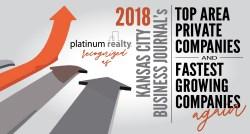 Top Area Private Companies 2018