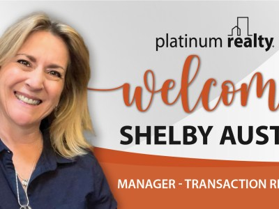welcome Shelby Austin
