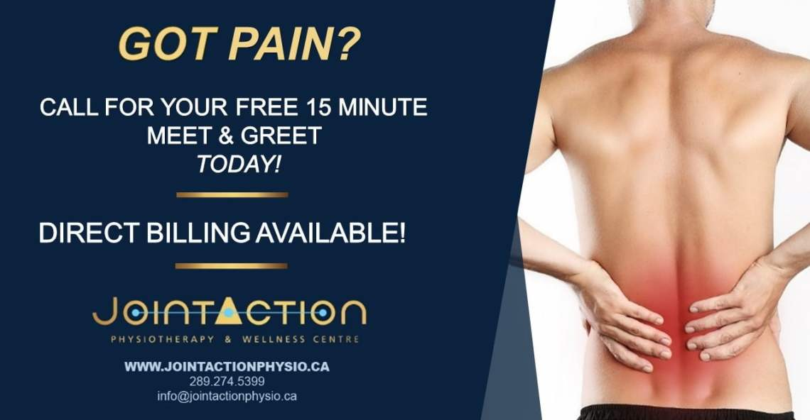 got pain ad