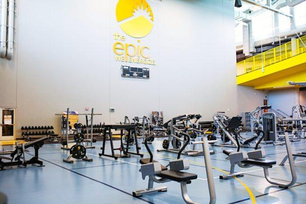 Epic Fitness Floor