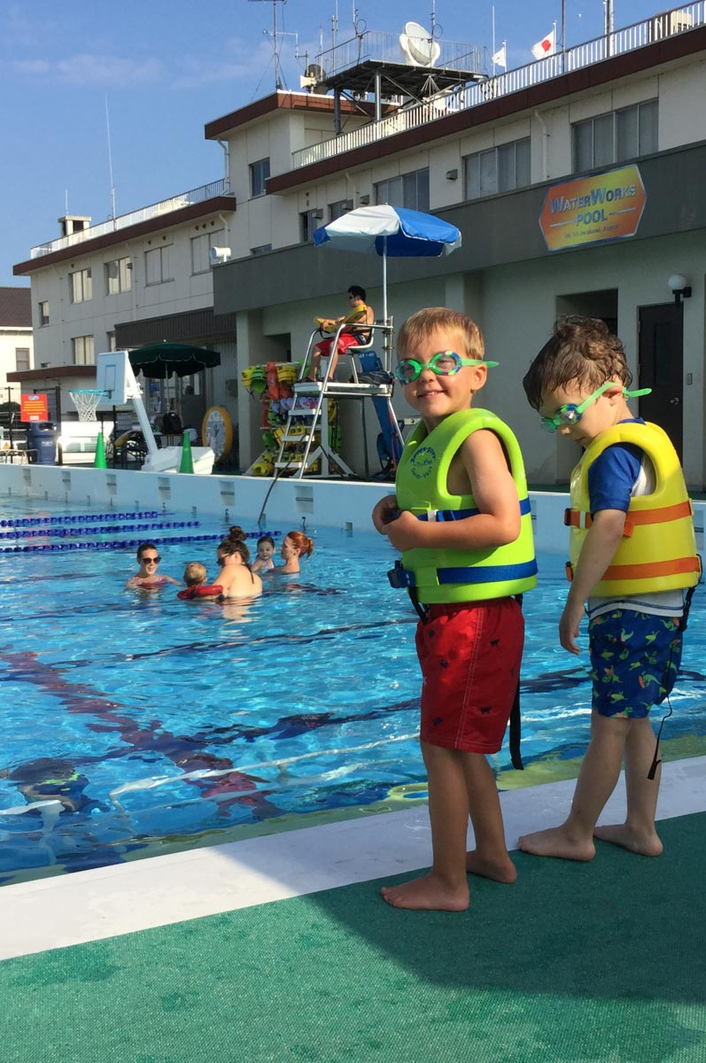 How to Snorkel- start with swimming lessons