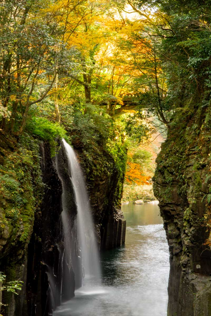 Takachiho Gorge Waterfall