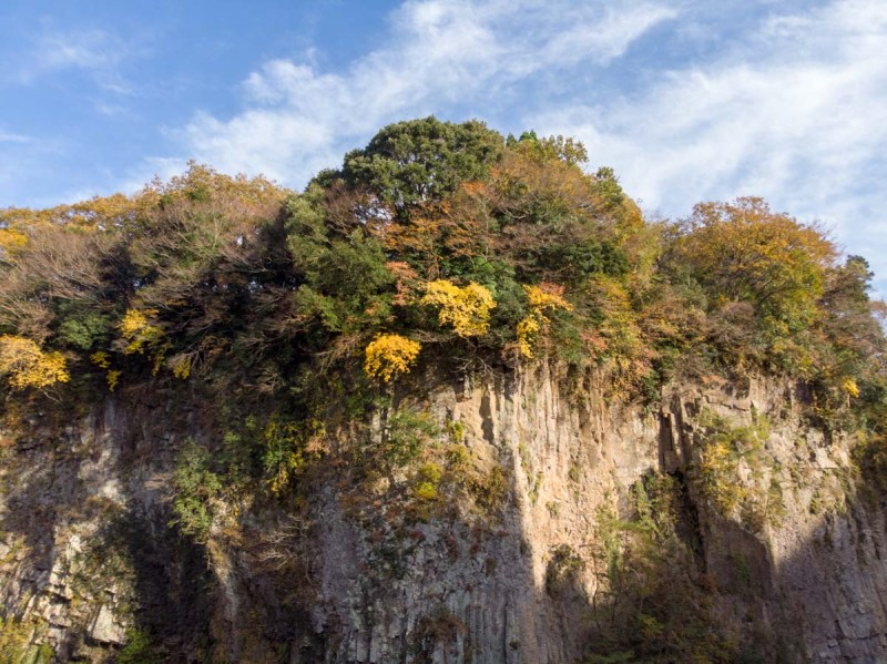 Views of Takachiho Gorge