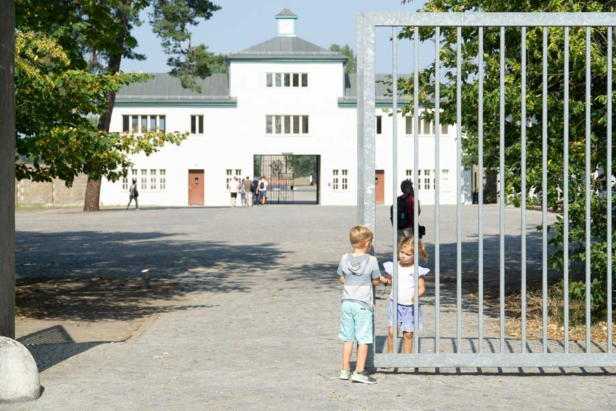 Berlin Sachsenhausen concentration camp