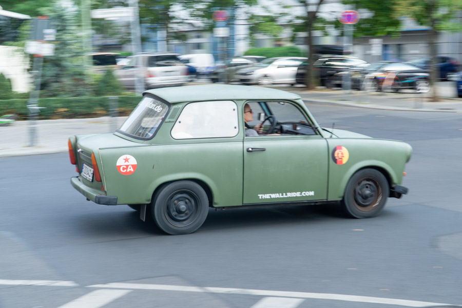 East Berlin car