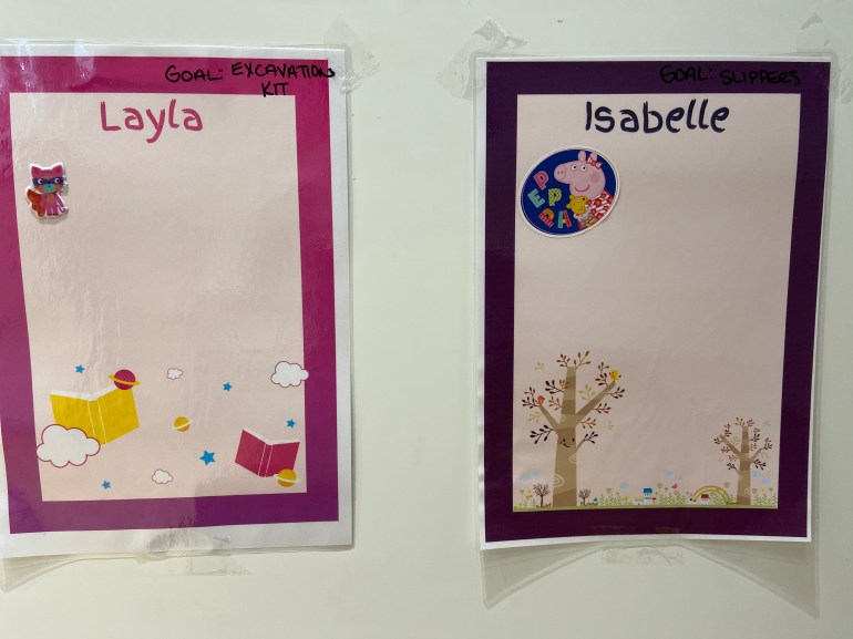 Sticker Charts for kids