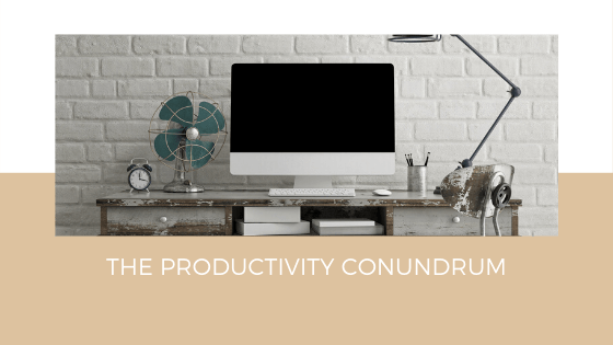 The Productivity Conundrum - Notion for Assistants