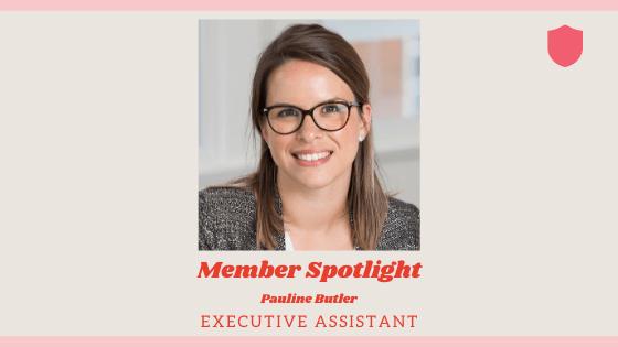 Member Spotlight - Pauline Butler (1)