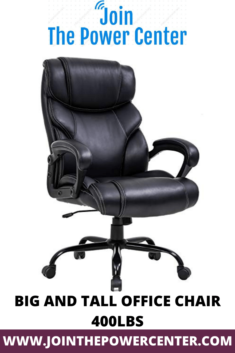 office chairs rated over 300 lbs