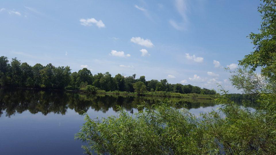 Menominee River is beautiful
