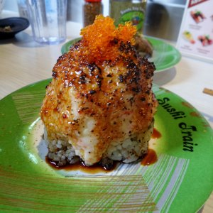 Sushi Train, Chancery Lane, Auckland