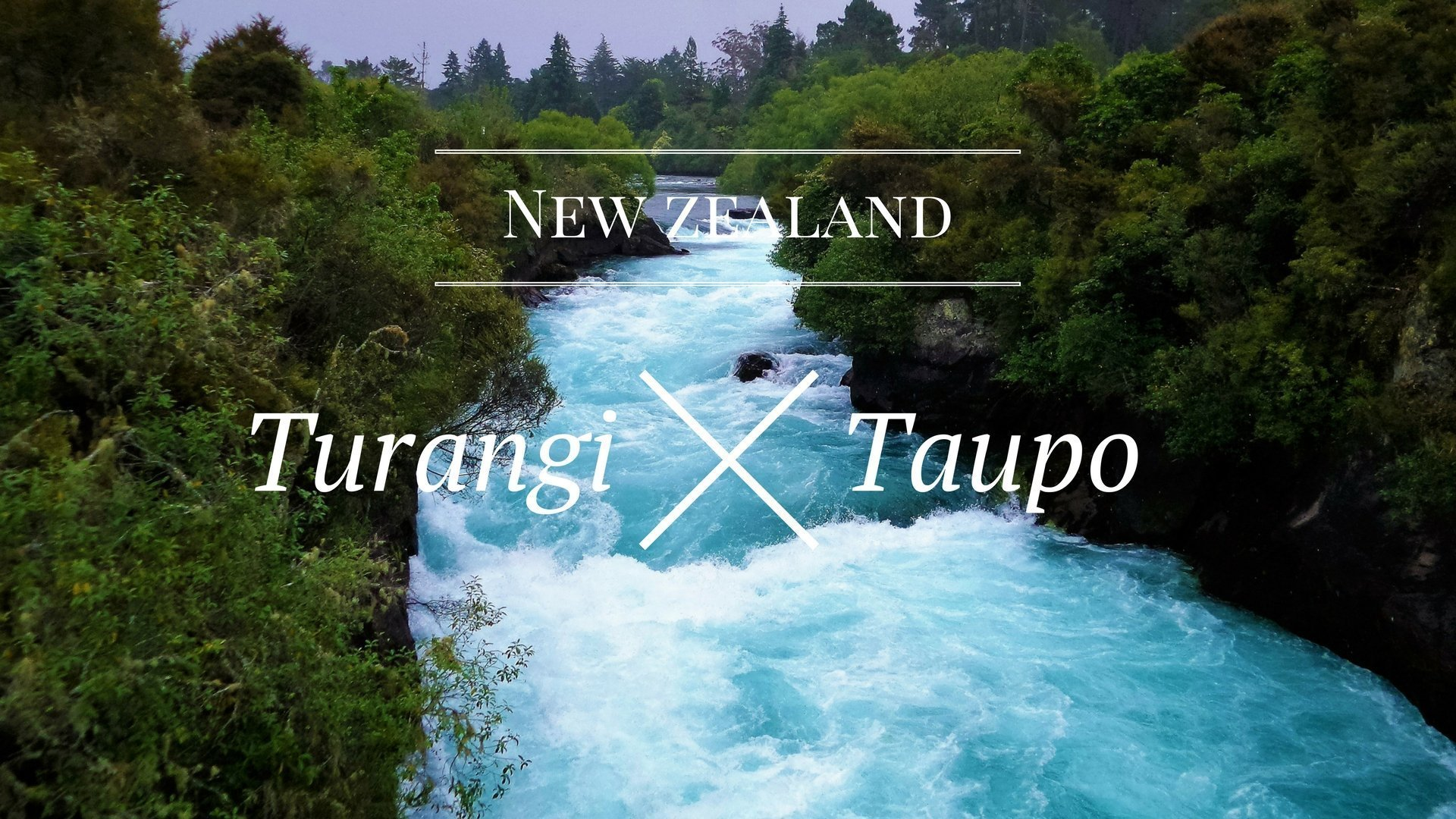 A 4-Day Great Lake Taupo, New Zealand Itinerary