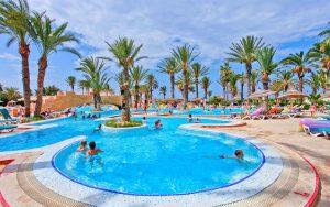 Тур на отдых в отеле Houda Golf & Aqua Park 3* в Монастир ...