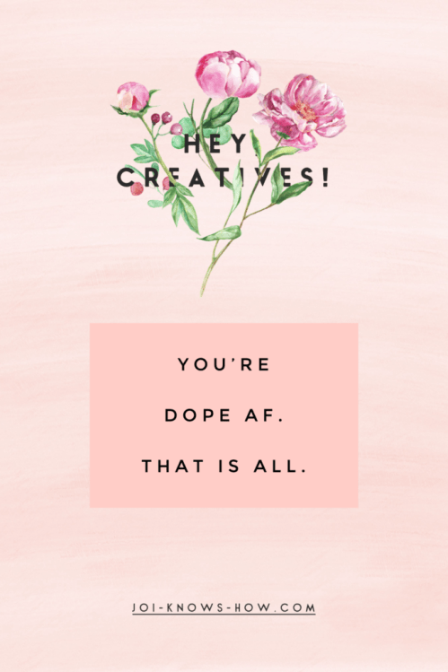 21 Pin-Worthy Affirmations for Multi-Passionate Creatives | Joi Knows How