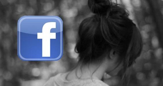 facebook suicidio