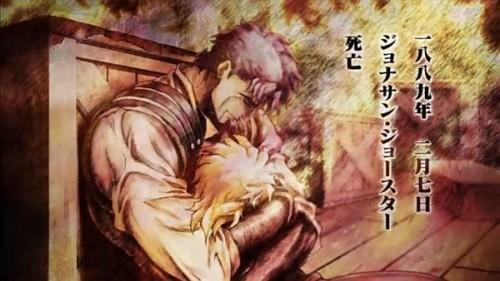 ジョジョ アニメ ジョナサン死亡