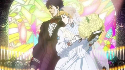 ジョジョ&エリナ 結婚