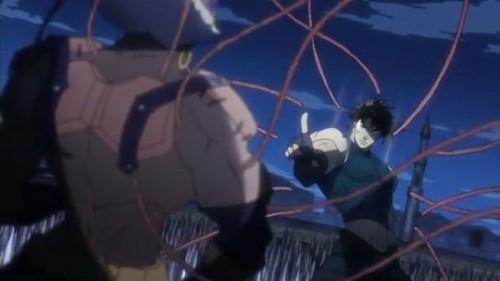 ジョジョ アニメ 第17話 勝ち誇るジョジョ