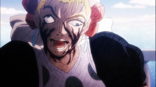 ジョジョ アニメ 第18話 取り憑かれたスージーQ